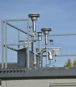 Luchtkwaliteitsmetingssysteem